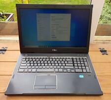 "Dell Vostro 3750 17"" Laptop - i7 8GB RAM 120GB SSD Windows 10"