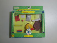 Madeline & Friends Clasroom Play Adventures Set Mint in box Backpack Notebook