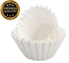 1000 Kaffee Korbfilter 80/200 kleine Filter für K-automaten mit Mahlwerk Beem,