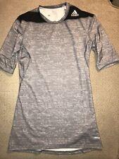 Men's Adidas Techfit Compression Shirt Medium M