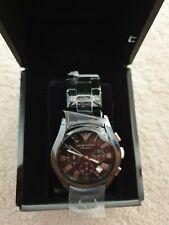 Emporio Armani AR1400 Ceramica Wrist Watch for Men