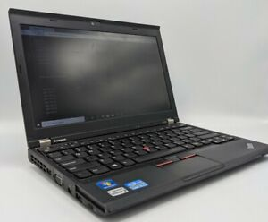 Lenovo x230 8gb ram 240 gb ssd brand new charger win 10 + office cheap laptop