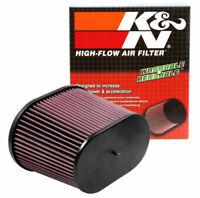 "RC-5178 K&N Universal Air Filter 3-11/16""FLG, 10"" X 7""B, 9"" X 5-3/8""T, 7-7/8""H W"