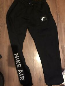 """Mens Nike Joggers Size XL 44"""" Lenght Fair Condition Free Postage"""