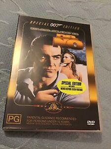 Dr No Special OO7 Edition Dvd