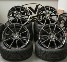 18 Zoll Wheelworld WH28 5x114,3 et45 grau für Hyundia Kia Mazda Mitsubishi I30 N