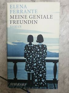 Elena Ferrante Meine geniale Freundin