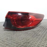 2013 Mazda 6 2013 On 4 Door Saloon O/S Drivers Side Rear Lamp Light RH