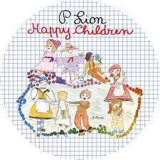 """P Lion """" Happy Children """""""