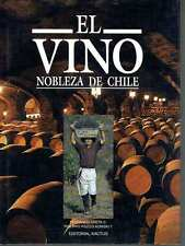 El vino. Fernando Ureta y Philippo Pszczólkowski