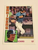 2012 Topps Archives Baseball Base Card #155 - Ichiro - Seattle Mariners