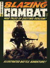 Blazing Combat #3 VG; Warren | low grade comic - save on shipping - details insi