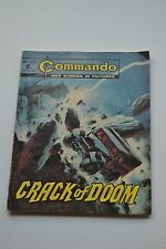 "Commando Comic #1121 ""Crack Of Doom"""