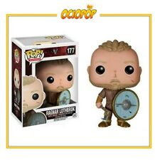 Funko Pop! Vikings: Ragnar Lothbrok Figura Bobble Head