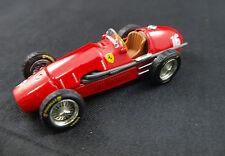 Ferrari 500 F2 n° 16 Kit monté sur base Quartzo 1/43 Magnifique