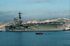 795039 Cv 59 USS FORRESTAL con piena AIR WING PORTA visita ora disattivate A4 P