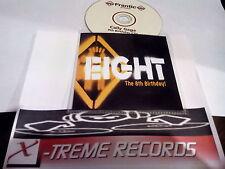 FRANTIC PRESENTS... CALLY GAGE (8th Birthday CD!) - Rare Hard House DJ Mix CD