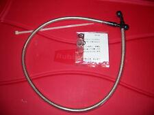 Rear Stainless brake line hose Honda 1983-84 ATC250R 43310-964-013