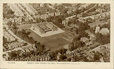Walthamstow. County High School for Girls from the Air # 2162 by SFS.