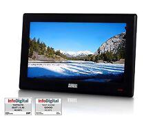 August DA100D - Tragbarer DVB-T/T2 Mini TV mit Aufnahme und Mediaplayer Funktion