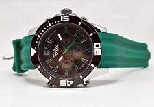 Gooix Color Herrenuhr Analo Digital grün GX-07005-030 Neu 48mm Männeruhr Neu 99€