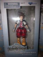 Diamond Select Limit Form Sora Kingdom Hearts Collectible Action Figure
