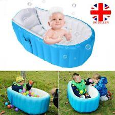 Baby Inflatable Bathtub Portable Thick Bathing Bath Tub for Kid Toddler Newborn