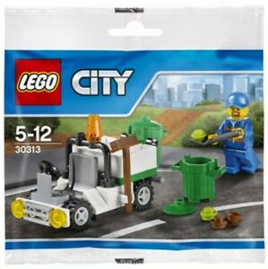 LEGO CITY - Garbage Truck - 30313 - New - Fast Free Dispatch √