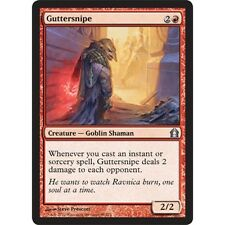 4x MTG Guttersnipe NM - Return to Ravnica