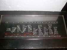 radio phonola   scala parlante per vari modelli  8 x 21 mm spessore vetro 6 mm