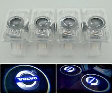 4x LED car door Ghost Shadow Projector Courtesy light for Volvo S60 V60 V40 XC90