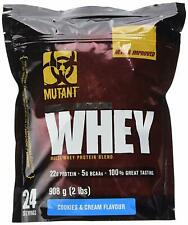 Mutant Whey Protein Powder - Cookies & Cream 908g, 24 Servings