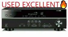 Yamaha Reveiver 5.1 Channel AV Bluetooth & 4K Ultra HD Video RX-V383 USED☝