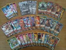 Lot 35 Cartes - ONE PIECE - Kizuna Boost Card Battle - Bandai Japan