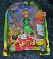 2010 DISNEY FAIRIES TINKER BELL AND THE LOST TREASURE TINK CONTAINS 8 PIECES