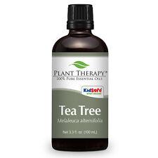 Tea Tree (Melaleuca) Essential Oil 100 mL (3.3 oz). 100% Pure, Therapeutic Grade