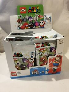 Super Mario Lego Blind Bags Series 2 new random limited stock 71386 Nintendo