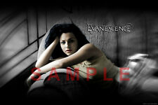 AMY LEE 12x18 EVANESCENCE BAND POSTER FALLEN SYNTHESIS BEN MOODY THE OPEN DOOR 3