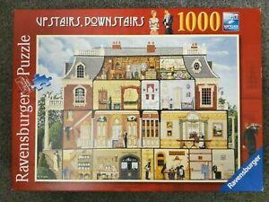 Ravensburger 1000 piece Jigsaw Upstairs Downstairs