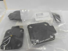 "LOT OF 5 BLACK 3/4"" 1P12 311 EPDM-P VALVE DIAPHRAGM REPLACEMENTS"