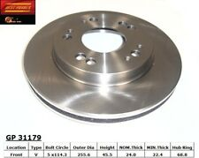 Disc Brake Rotor-Coupe Front Best Brake GP31179
