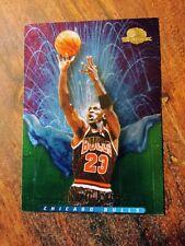 1995-96 Skybox Premium Meltdown, Michael Jordan, #M1