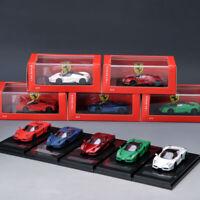 ACE 1/64 Ferrari ENZO Diecast Simulation Supercar Car Model Collection