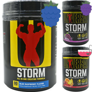 Universal Nutrition Storm, 80 Servings, All-in-one Creatine Formula (6 forms)