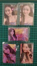 Twice - Taste of Love - Alcohol Free - Jihyo Photocard Membercard Card