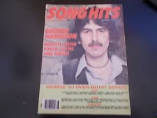 George Harrison, Pointer Sisters, Anne Murray - Song Hits Magazine 1979