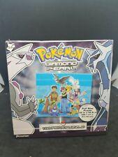 Pressman Pokemon Diamond & Pearl 100 Pc Puzzle New Sealed