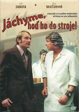 Jachyme, hod ho do stroje! (Joachim, Put It In The Machine) DVD English subtitle