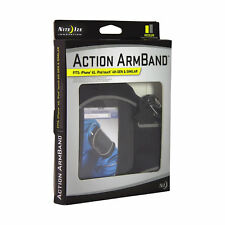 Nite Ize Action Armband Medium w/S-Biner & Curvyman for Sports Running Jogging