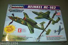 LINDBERG  HEINKEL He 162    1:72 scale  kit